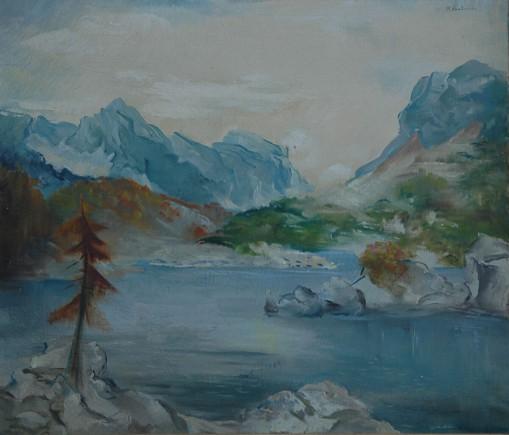 Triglavska jezera, Pavlovec France