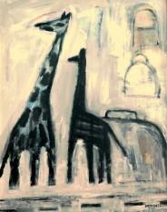 Varl Petra Žirafi gresta na morje 1 (od 2)