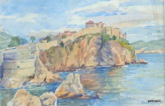 Šantel Avgusta ml. Dubrovnik