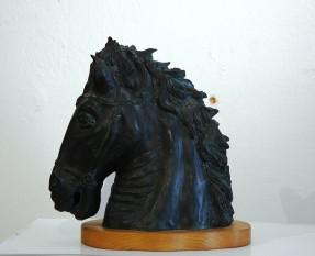 Rojac Katjuša zamišljeni konj