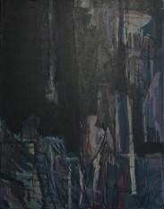 Žura Maja Kompozicija v črnem