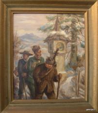 Gaspari -koroški koledniki