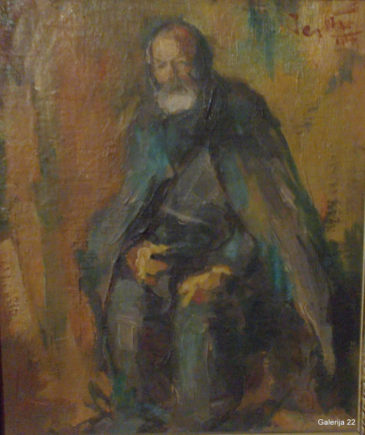 Perko, Portret moža