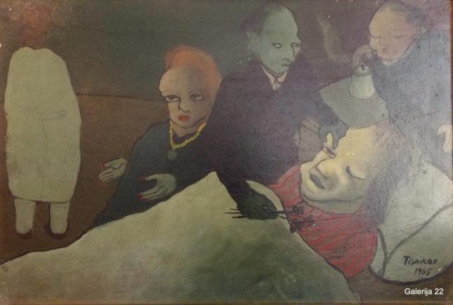 TISNIKAR UMRLI 1966