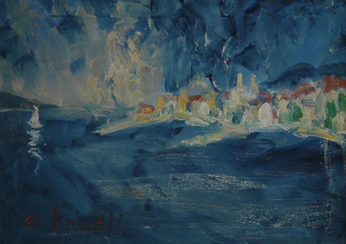 Frank Claudio morska krajina II