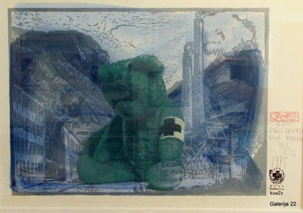 IRWIN-RDEČI REVIRJI-1995