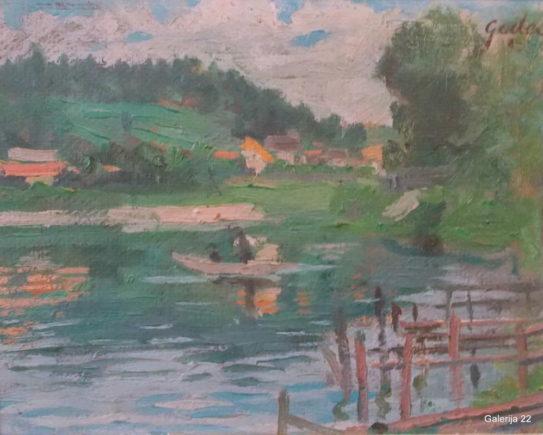 GODEC, Jezero