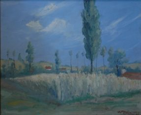Herbert Adrien krajina