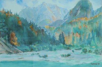 Vavpotič Bruo- Krajina - Alpe