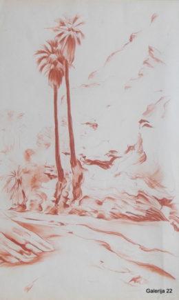 JAKAC, TUNIZIJA, PASTEL