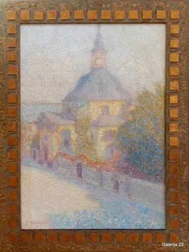 MAGOLIČ SREČKO KRIŽANKE- 1911