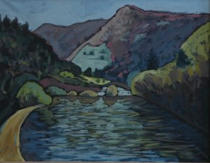 Marinč Jože Dolina reke