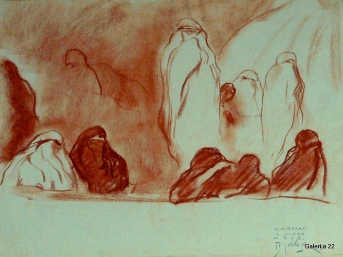 Jakac Božidar Tunizija Kairouan-001
